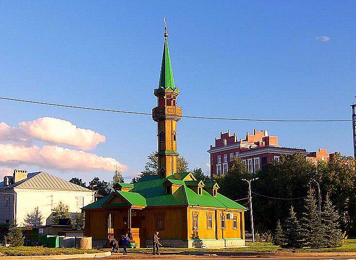 Cute little Mosque