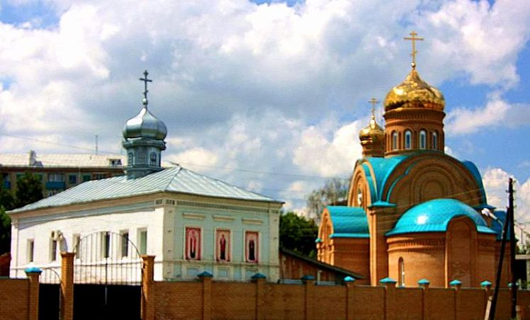 A very Unorthodox Eastern Orthodox Church
