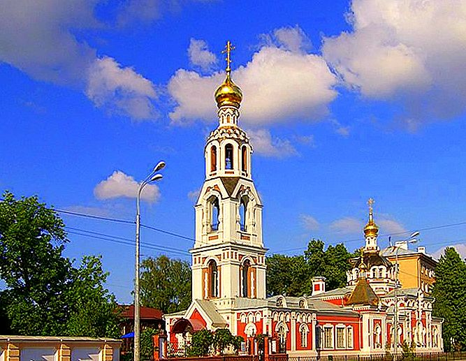 My favorite Church in Kazan