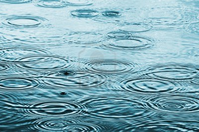 9830110-rain-drops-on-the-water-surface
