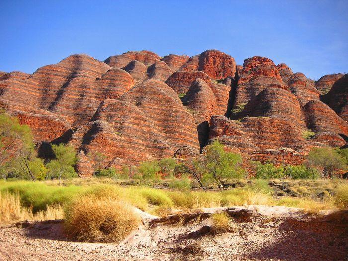 Bungle-Bungles rock