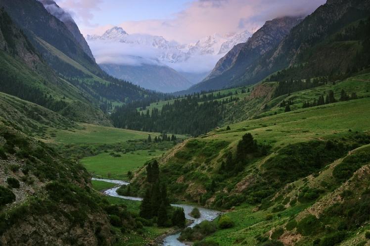 Kirghizia, Kyrgyzstan