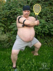 Mosquito Tennis 101