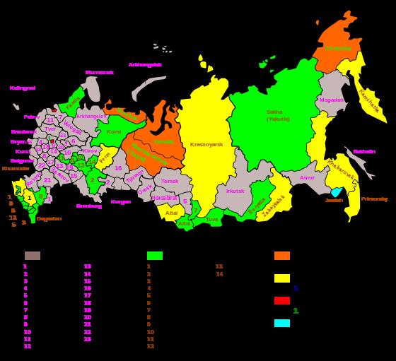 Russian How Many 113