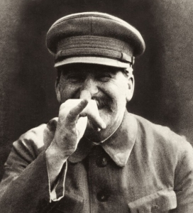 Stalin-is-captured-in-an-off-record-photo-by-Lt.-Gen