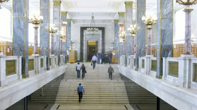 Inside the Russian State Library