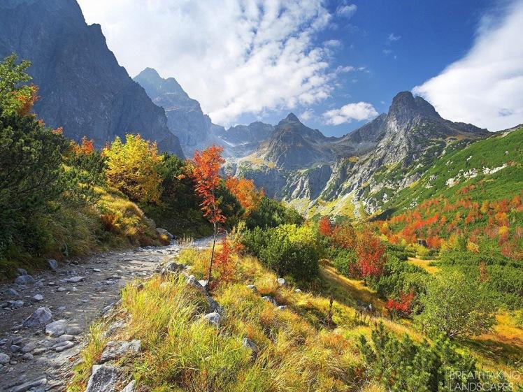 Beautiful Landscape, Tatra Mountains