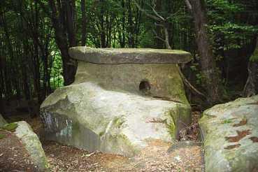 tuapse dolmen 1