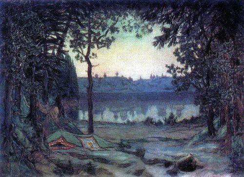 Apollinaris-M-Vasnetsov-xx-Lake-Svetloyar-1906-xx-Unknown