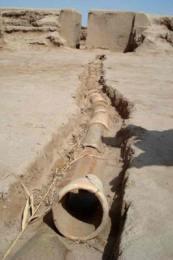 gonurtepe vízvezeték