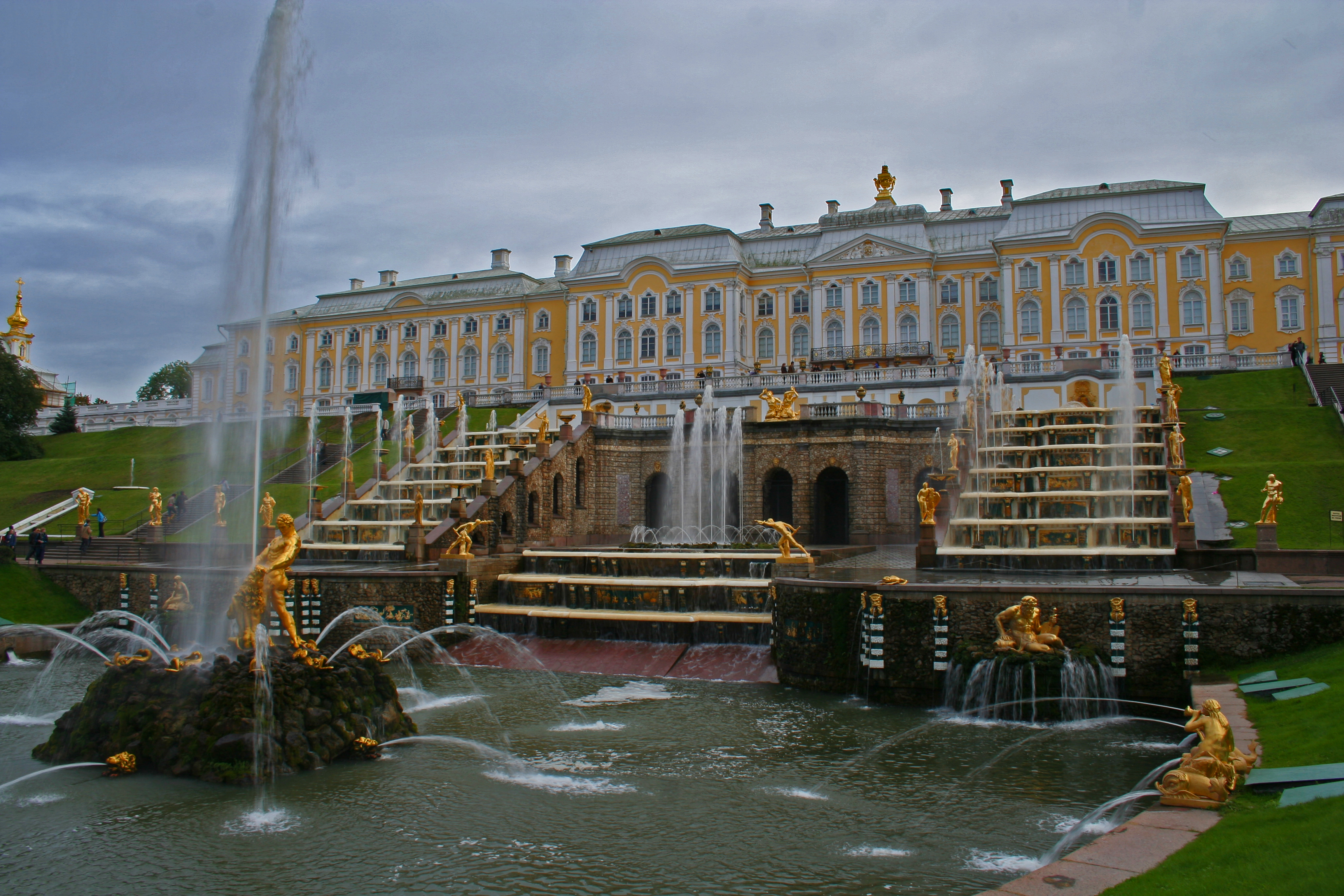 Interesting facts in the history of Peterhof 22