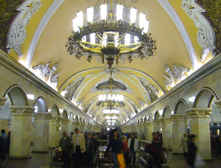 Subway-System-Moscow