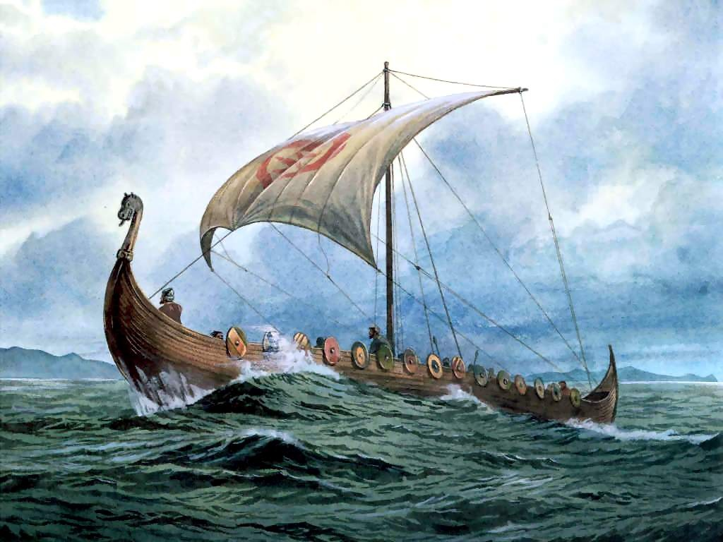 Ancient Viking Ship Found in Russian Waters – Life in Russia
