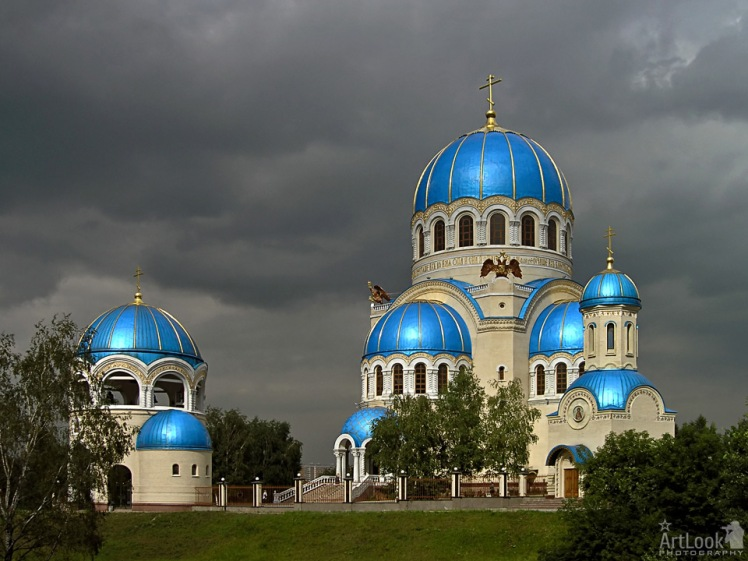 Magic of Moscow: The Cathedral of the Holy Vivifying Trinity