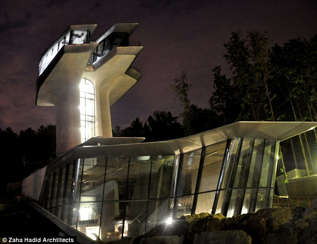 Naomi Campbells House