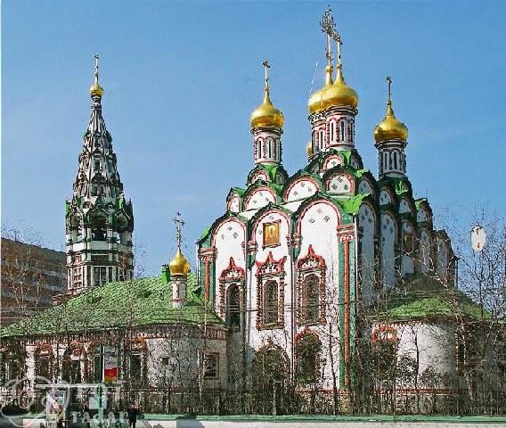 Church of St. Nicholas in Khamovniki