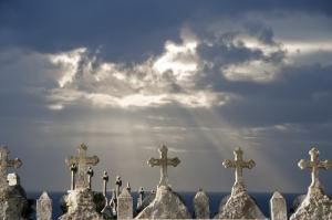 Ocean-side-cemetery