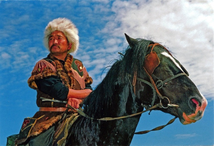 RUSSIA - Altai people