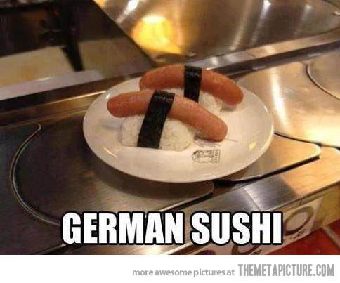 funny-German-sushi-sausage