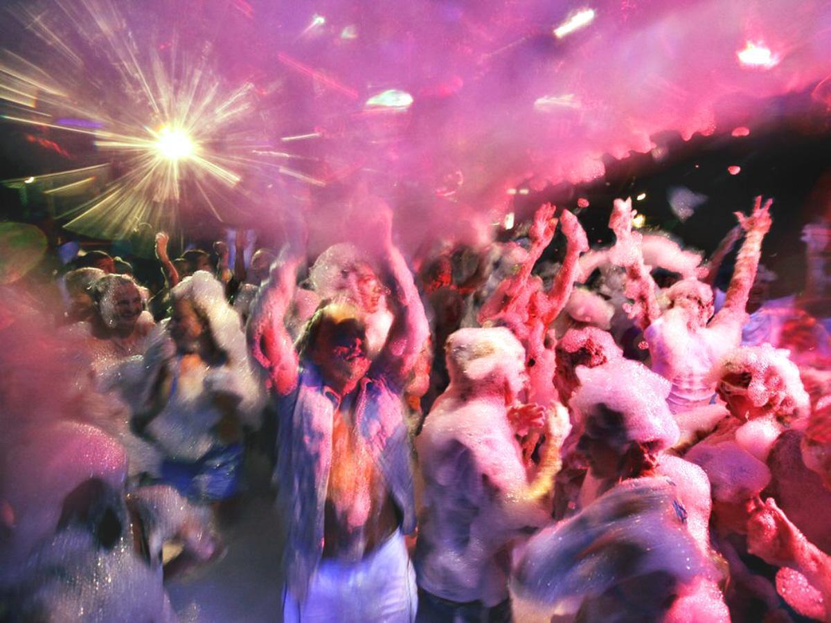 Фото закрытых вечеринок 13 фотография