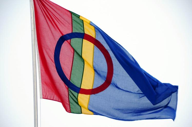 Saami_flag,_Tromsø_Norway