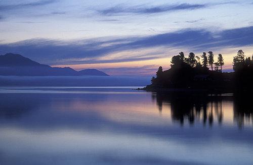 Baikal Lake, âîñòîê, ×èâûðêóéñêèé çàëèâ, Çàáàéêàëüñêèé Íàö. ïàðê, àâãóñò 2002