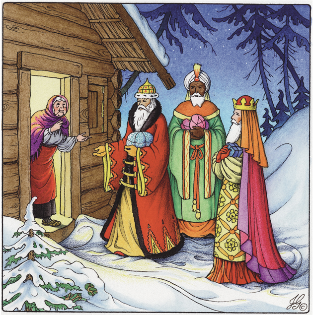 Babushka's-Christmas
