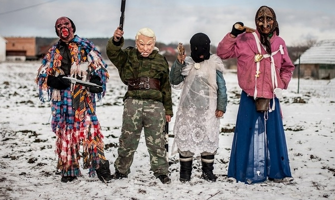 Malanka-Militants