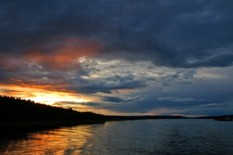 The Yenisei River tourism destinations