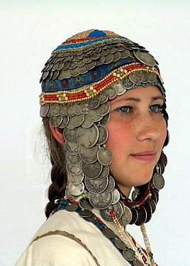 Chuvash woman