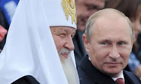 Kirill and Putin