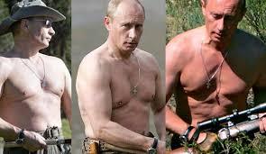 Vladimir Putins cross