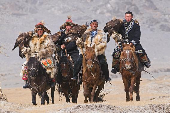 Altay nomads