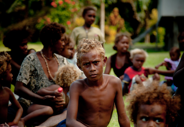 Solomon Island people