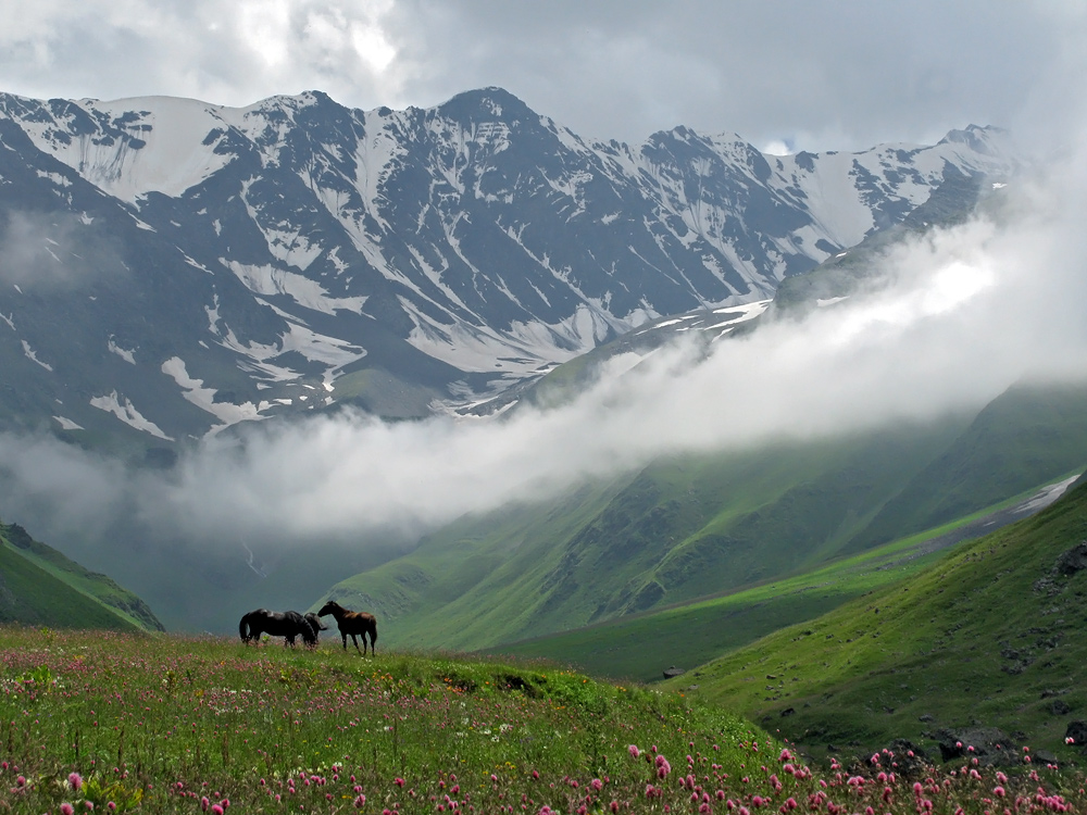 North Ossetia Alania The Kingdom Of The Alans Life In