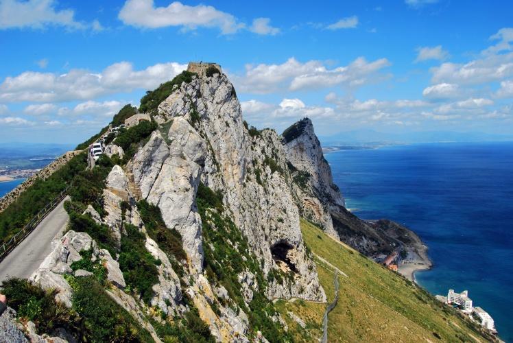 Gibraltar Upper rock