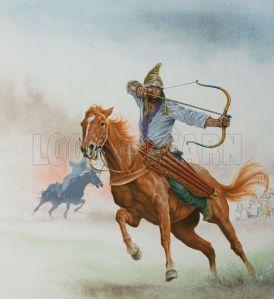 Horsemen from the Steppes