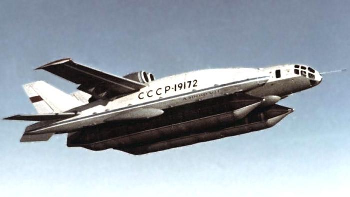 Bartini-Beriev-VVA-14-1