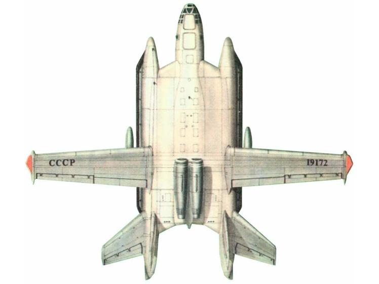 Bartini-Beriev-VVA-14-10