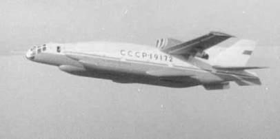 Bartini-Beriev-VVA-14-3