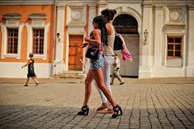russian women in high heels