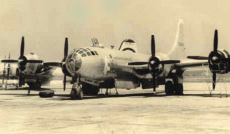 US-madeB-29