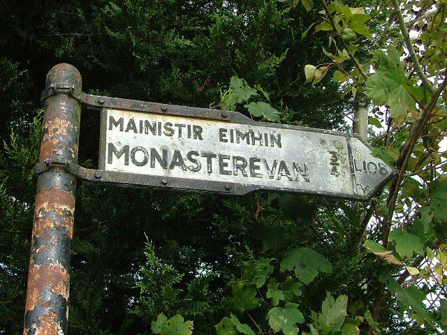 1 Monasterevin