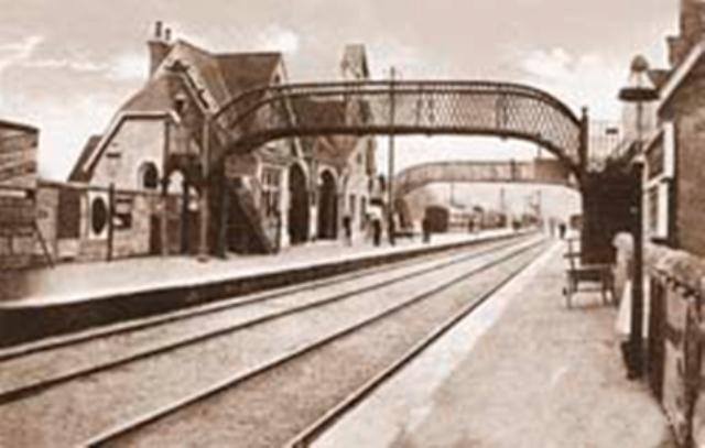 24 Railway Station