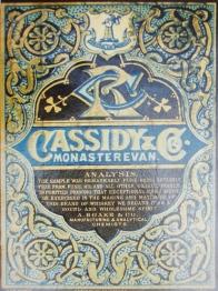 26 Cassidy Label
