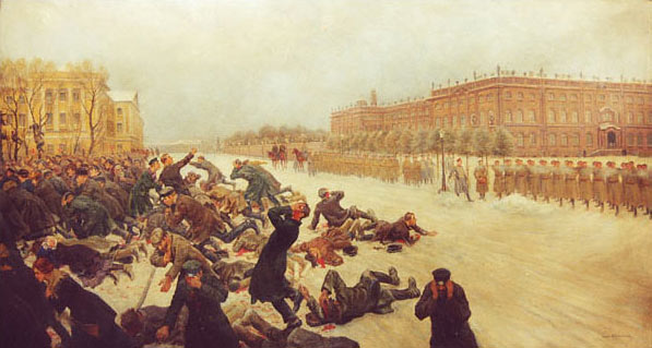 Image result for bloody sunday russia