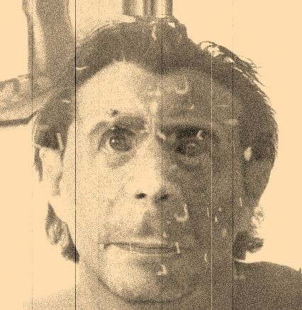 half man, half ape