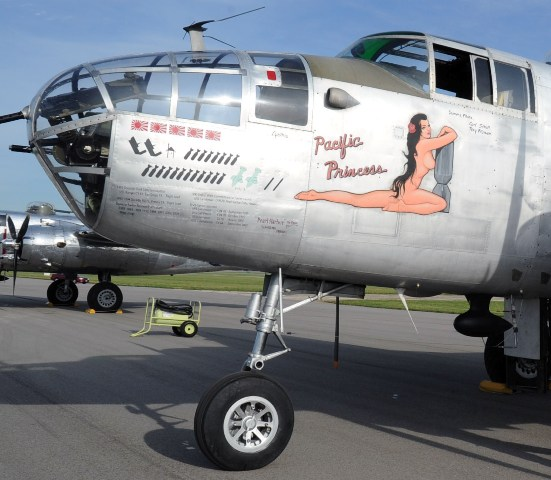 b25-pacific-princess-us-air-force-photo