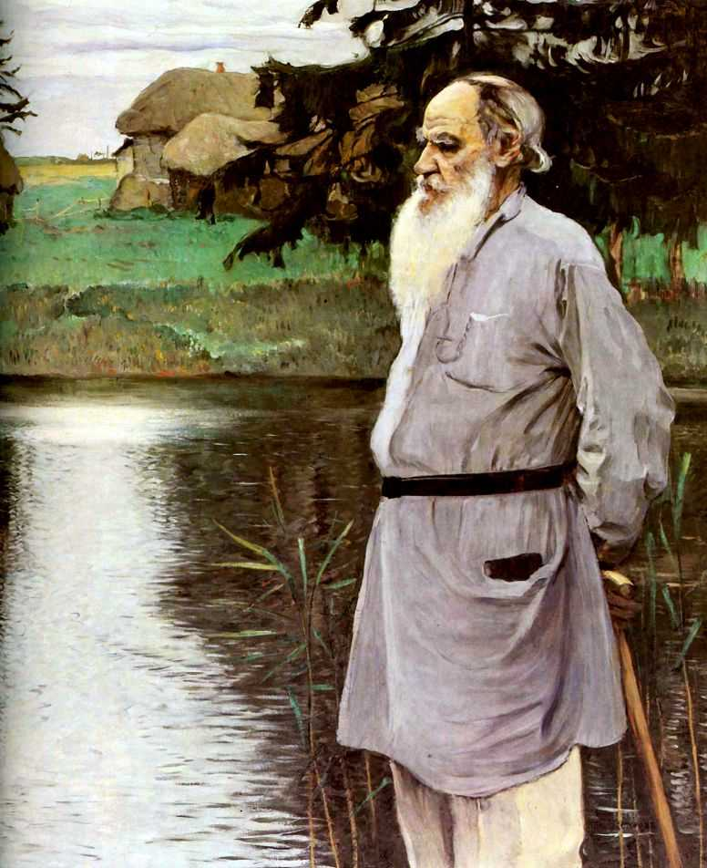 life of pakhom in the story how much land does a man require by leo tolstoy Reaping what you sow  in his short story how much land does a man require leo tolstoy tells of a peasant named pakhom who  pakhom sets out to buy more land,.