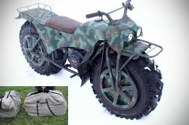 russian made motorcycle